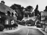 Old Shanklin Village Photographic Print