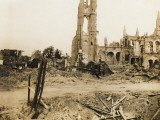 Ruins of Ypres Photographic Print by Robert Hunt