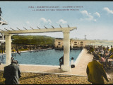 Biarritz: the Famous Swimming Pool Photographic Print