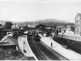 Redruth Station, Cornwall Photographic Print