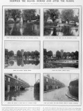 Norwich Flooded 1912 Photographic Print