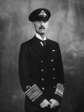 King Haakon Vii of Norway Lámina fotográfica