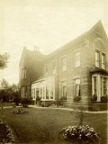 Kensington and Chelsea District School, Superintendent's House Photographic Print by Peter Higginbotham