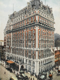 Knickerbocker Hotel - New York City Photographic Print