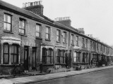 London Terraced Housing Photographie