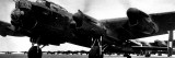 Lancaster Bombers Ready to Take Off, 1942 Photographic Print