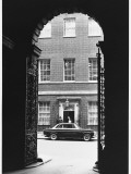 Number 10 Is the Residence of the British Prime Minister Photographic Print