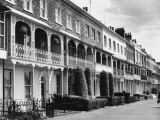 Regency Town Houses Photographic Print