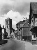 Petworth Church 1940s Photographic Print