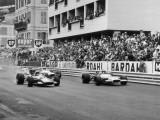 Monaco Grand Prix 1969 Reprodukcja zdjęcia
