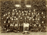 Kensington and Chelsea District School, Boys' Band Photographic Print by Peter Higginbotham