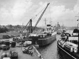 Preston Docks, Lancashire Photographic Print by Heinz Zinran
