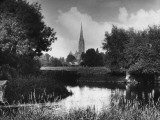 Salisbury Cathedral Photographic Print
