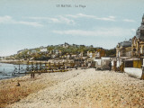 Le Havre - the Beach Photographic Print