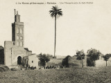 Meknes, Morocco - Mosque Close to the Mellah Gate Photographic Print