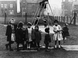 Children in a Manchester Playground 1964 Photographic Print by Shirley Baker