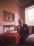 Harold Wilson Photographic Print