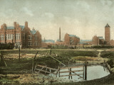 Fylde Union Workhouse, Medlar-With-Wesham, Lancashire Photographic Print by Peter Higginbotham