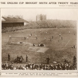 1921 Fa Cup Final Reproduction photographique