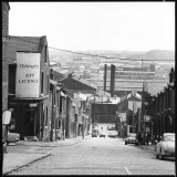 A Sheffield Street Scene Photographic Print by Henry Grant