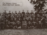 Boys' Band at Erdington Homes, Birmingham Photographic Print by Peter Higginbotham