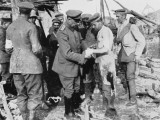 German Medic at Work During World War I on the Western Front Photographic Print by Robert Hunt