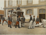 French Ambulance Photographic Print