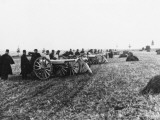 French Artillery WWI Photographic Print by Robert Hunt