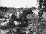 Battle of Pilkem Ridge Photographic Print by Robert Hunt