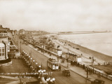 Le Havre, France - Boulevard Albert I Photographic Print