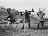 German 3.7Cm Flag Gun on the Western Front During World War I Photographic Print by Robert Hunt