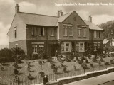 Fylde Union Cottage Homes, Kirkham, Lancashire Photographic Print by Peter Higginbotham