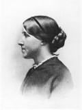 Louisa May Alcott, American Writer, Photographic Print