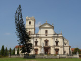 Se Cathedral, Old Goa, India Photographic Print