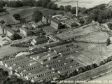 Shotley Bridge General Hospital, County Durham Photographic Print by Peter Higginbotham