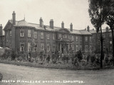 North Middlesex Hospital, Edmonton, Middlesex Photographic Print by Peter Higginbotham