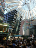 Sony Centre, Berlin, Germany Photographic Print