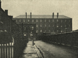 Poplar Workhouse, East London Photographic Print by Peter Higginbotham