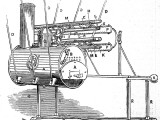 Armstrong's Hydro-Electric Machine Photographic Print