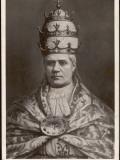 Pope Pius X in Tiara Photographic Print
