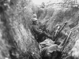 Somme Trench 1916 Photographic Print by Robert Hunt
