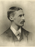 Alfred Edward Housman English Scholar and Poet Photographic Print