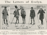 Snow, Skis and Sunshine in Switzerland Photographic Print