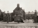 Grove Military Hospital, Tooting Grove, Surrey Photographic Print by Peter Higginbotham