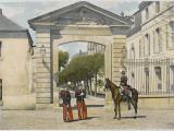 Entrance to Saint-Cyr Photographic Print