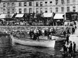 Lusitania Life-Boats Photographic Print