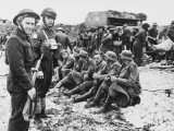 D-Day - German Prisoners Photographic Print by Robert Hunt
