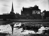 Cleared Land in Manchester, 1961 Photographic Print by Shirley Baker