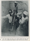 Howard Carter at the Excavation of Tutankhamun Photographic Print