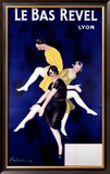 Le Bas Revel Framed Giclee Print by Leonetto Cappiello